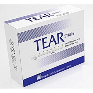 Schirmer Tear Strips
